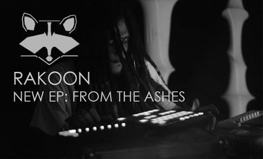 Project visual Rakoon - From The Ashes EP