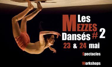 Project visual Les Mezzés Dansés