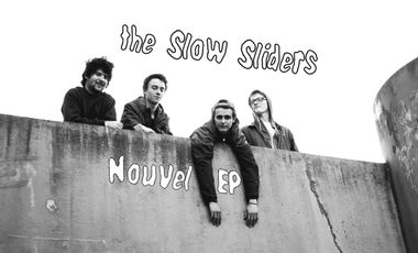 Project visual The Slow Sliders - Nouvel EP
