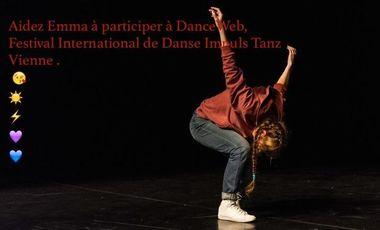 Visuel du projet Aidez Emma à participer à DanceWeb, Festival International de Danse de Vienne