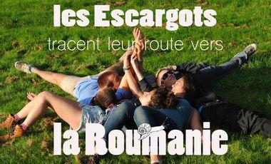 Visueel van project Les escargots tracent leur route vers la Roumanie