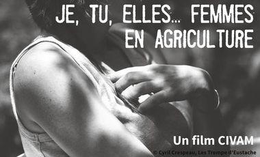 Visueel van project Je, Tu, Elles... Femmes en Agriculture : post-production du film