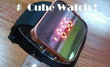 Visuel du projet # Cube Watch !