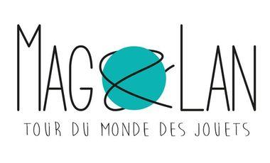 Project visual MAG&LAN, tour du monde des jouets