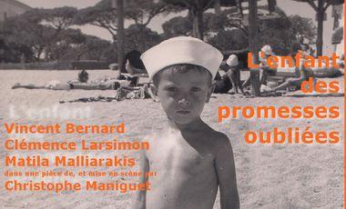 Visueel van project L'Enfant des promesses oubliées