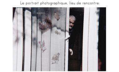 Visueel van project Le portrait photographique, lieu de rencontre
