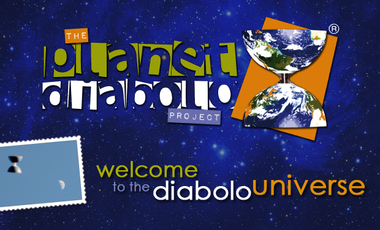 Project visual The Planet Diabolo Project
