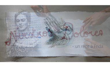 Visuel du projet Nuestros Dolores - un récit à Frida