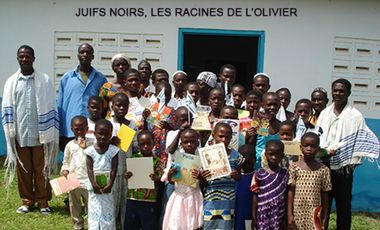 Project visual Juifs noirs, les racines de l'olivier / Black Jews, the roots of the olive tree