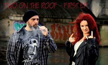Visueel van project TWO ON THE ROOF - first EP