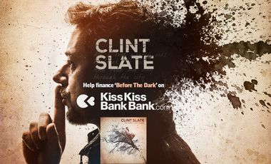 Project visual Clint Slate - Before The Dark (LP)