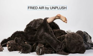 Project visual Fried Air by Unplush