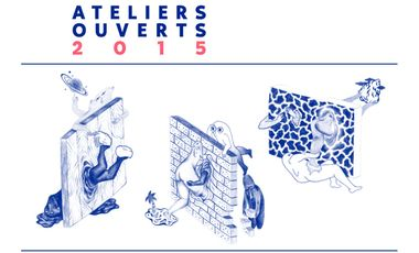 Project visual Ateliers Ouverts Alsace