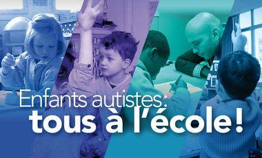 Visuel du projet Enfants autistes : tous à l'école!