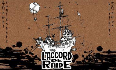 Visueel van project Clip + Nouvel EP 6 titres L'Accord de Raide