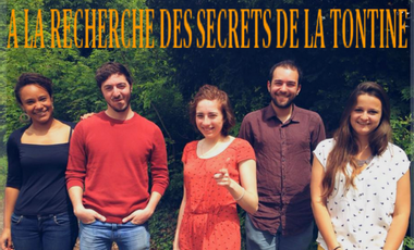 Project visual A la recherche des secrets de la tontine !