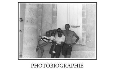 Visueel van project Photobiographie