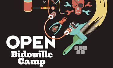 Project visual Open Bidouille Camp