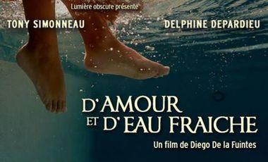 Project visual D'amour et d'eau fraîche