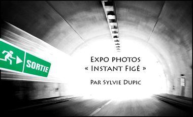 "Visueel van project Expo photo  ""Instant figé"""