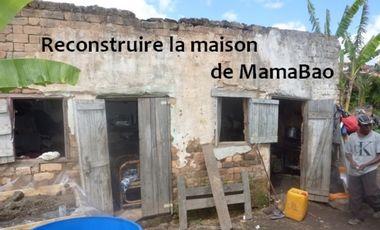 Project visual Reconstruction de la maison de MamaBao