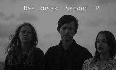Project visual Des Roses - Création du deuxième EP