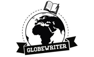 Visueel van project Globe writer