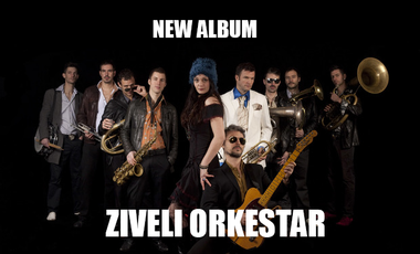 Project visual Nouvel Album Ziveli Orkestar