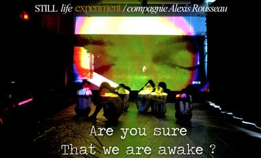 Visuel du projet Are you sure That we are awake ? Si Shakespeare était encore parmis nous
