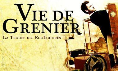 Project visual Vie de Grenier
