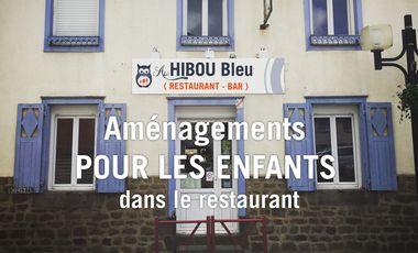 Project visual Aménagements POUR LES ENFANTS dans restaurant