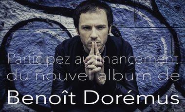 Visuel du projet Nouvel album de Benoît Dorémus