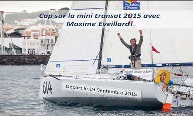 Project visual Aidez le Mini 6,50 n° 614 à se remettre à flot pour la Mini Transat 2015