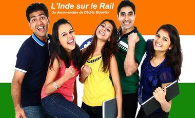 Visuel du projet L'Inde sur le rail