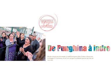 Project visual A la rencontre de femmes roms