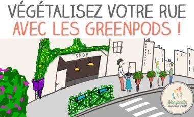 Visuel du projet Le GreenPod