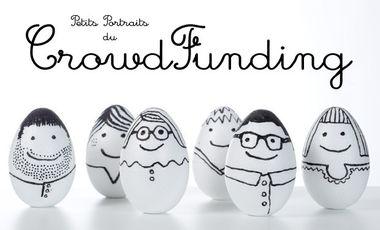 Visuel du projet Petits portraits du CrowdFunding