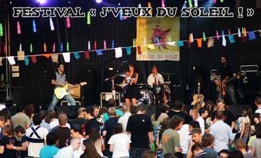 """Project visual Festival """"J'veux du soleil"""" !"""