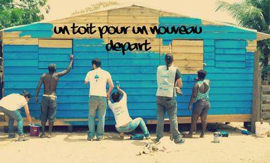 Visueel van project Un toit pour un nouveau départ