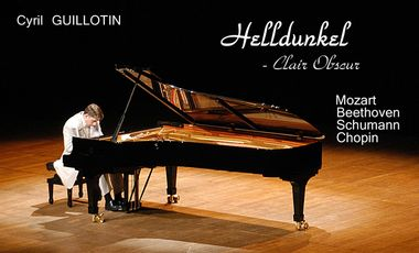 Project visual HELLDUNKEL - Double Cd de Cyril GUILLOTIN, pianiste concertiste