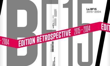 Visueel van project Edition La BF15 2015/2004