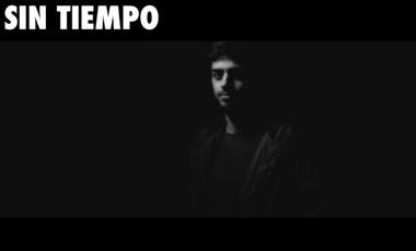Visueel van project Sin Tiempo - 2ème EP