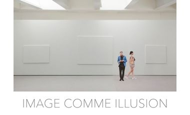 Project visual IMAGE COMME ILLUSION