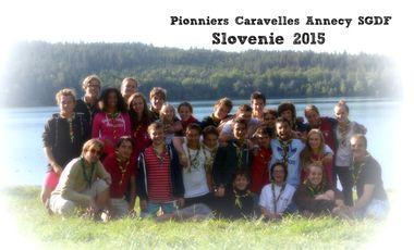 Project visual PioK Annecy - Slovénie 2015 - Solidarité avec l'Arche