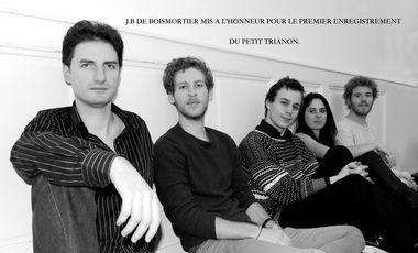 Project visual Le Petit Trianon enregistre J.B de Boismortier