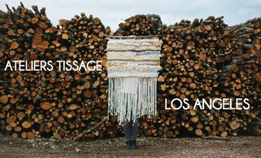 Project visual ATELIERS TISSAGE A LOS ANGELES