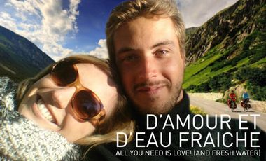 Project visual D'amour et d'eau fraîche / All you need is love (and fresh water)