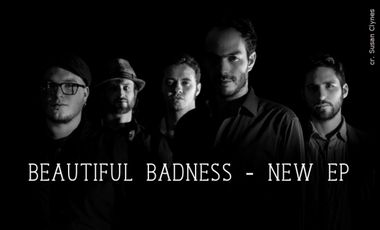 Visueel van project Beautiful Badness - Nouvel EP 5 titres - New EP
