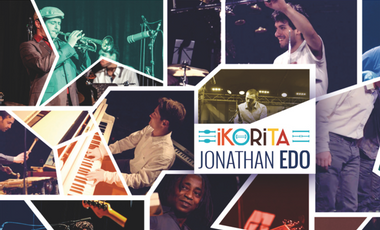 "Visuel du projet Jonathan EDO :"" IKORITA """