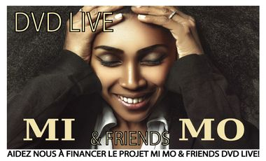 Project visual DVD Live Mi Mo & Friends